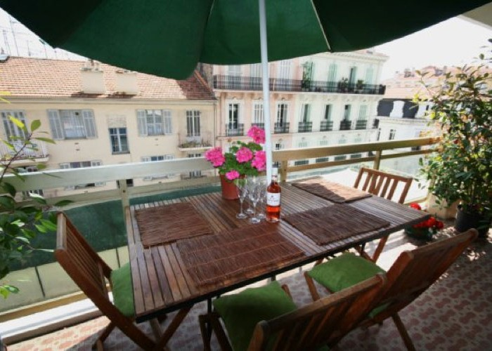 Apartment Mimosas – Cannes – Ref 11